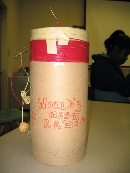 Build Your Own Radio Workshop